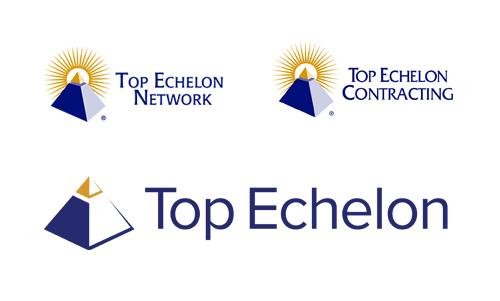 Top Echelon Logos