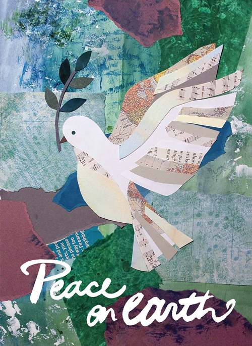 Angelia Becker's Christmas Card